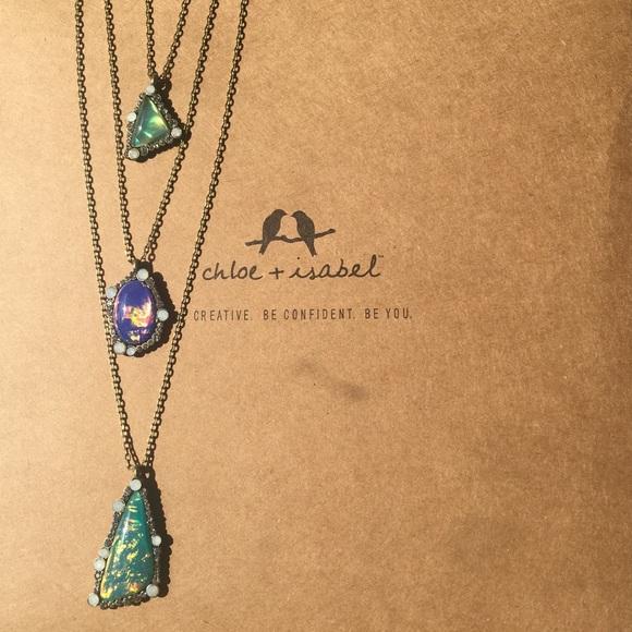 Chloe + Isabel Jewelry - Chloe + Isabel Bora Bora 3 in 1 Pendant Necklace